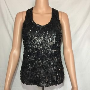 Guess by Marciano Sequins Tank Top